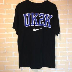 Nike Men's Small Kentucky uk2k t shirt